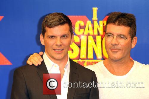Simon Cowell and Nigel Harman 4