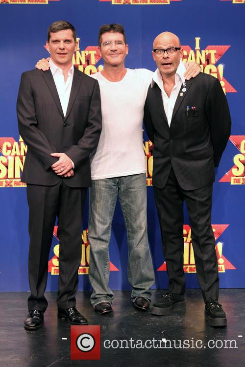 Nigel Harman, Simon Cowell and Harry Hill 2