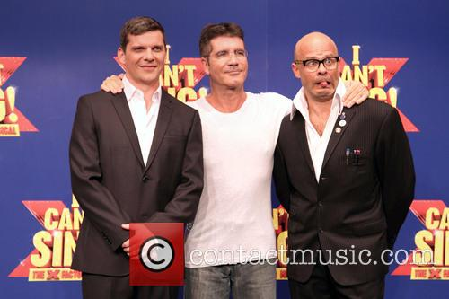 Nigel Harman, Simon Cowell and Harry Hill 3