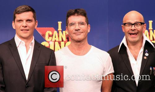 Nigel Harman, Simon Cowell and Harry Hill 1