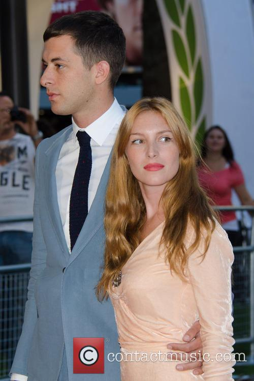 Mark Ronson and Josephine De La Baume 4