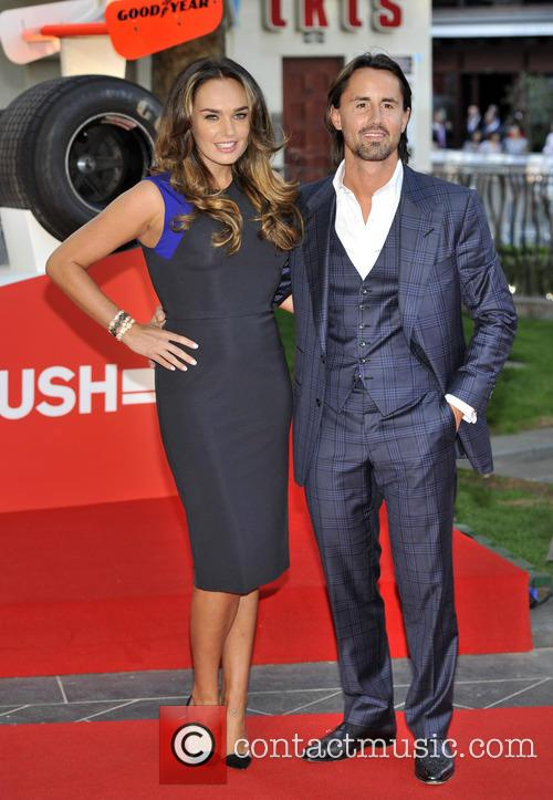tamara ecclestone jay rutland world premiere of rush 3877294