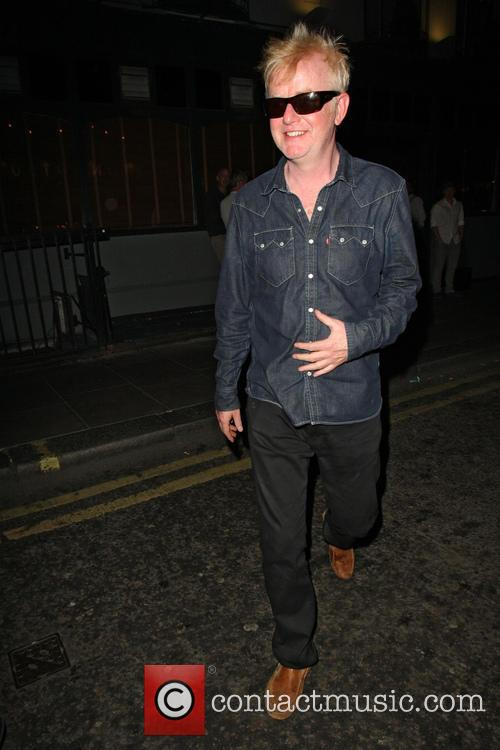 Chris Evans Leaving Groucho Club