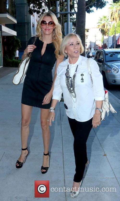 Brandi Glanville In Beverly Hills