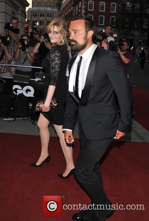 Sophie Dahl and Evgeny Lebedev 4