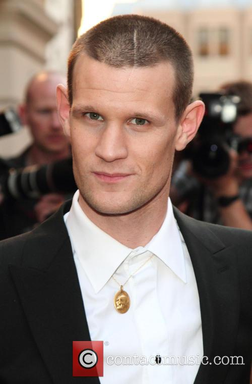 Matt Smith, GQ Men of the Year