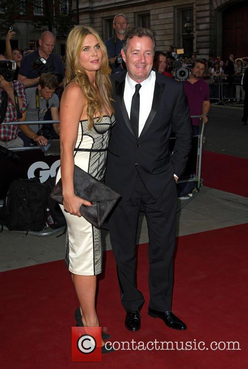 Celia Walden and Piers Morgan 2
