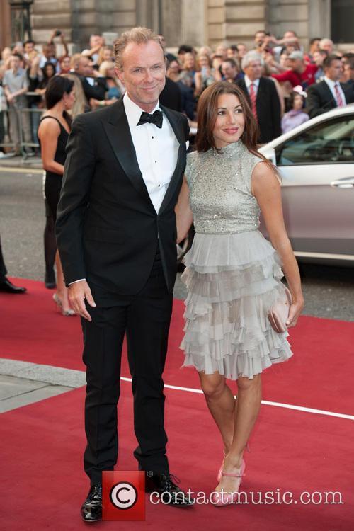 Gary Kemp and wife 2