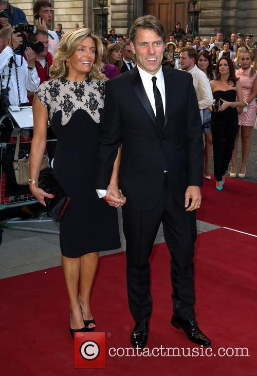 John Bishop and Wife 7