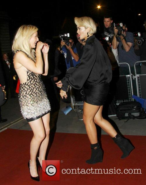 Ellie Goulding and Rita Ora 11