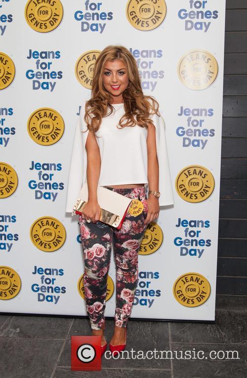 abigail clarke jeans for genes 2013 party 3847514