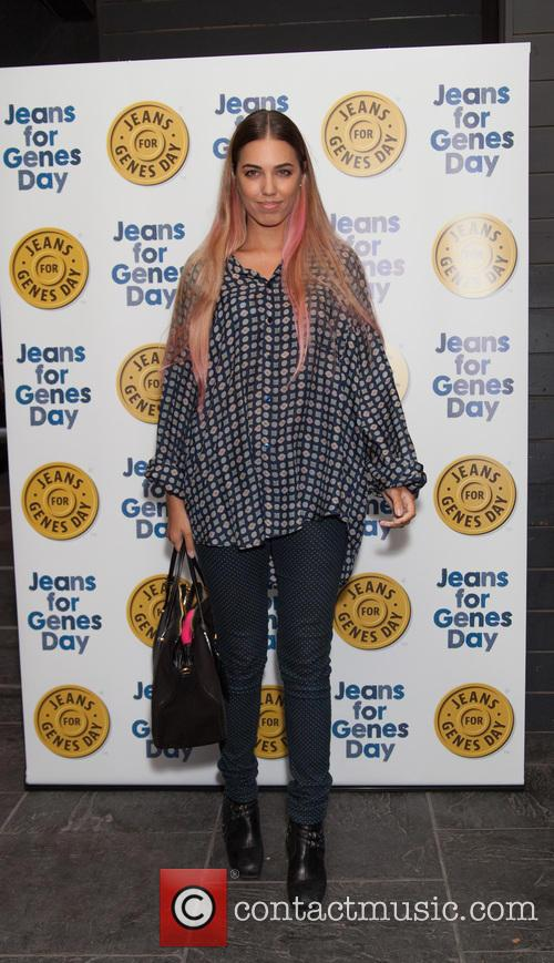 amber le bon jeans for genes 2013 3847490