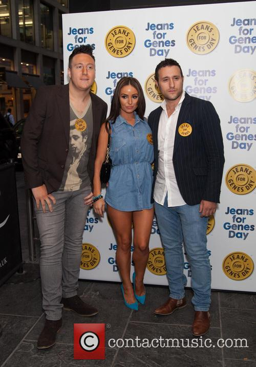 Antony Costa, Rosanna Jasmin and Brother 1