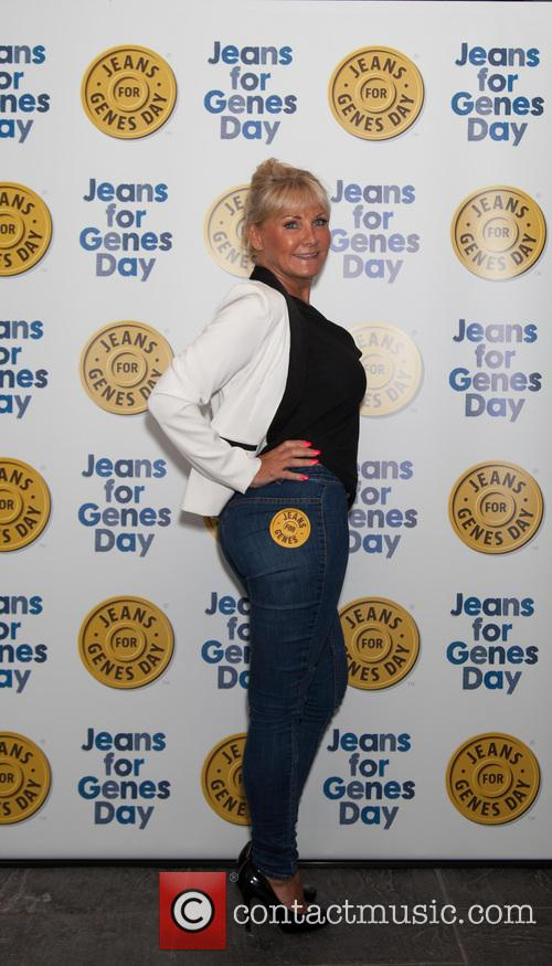carol wright jeans for genes 2013 party 3847519