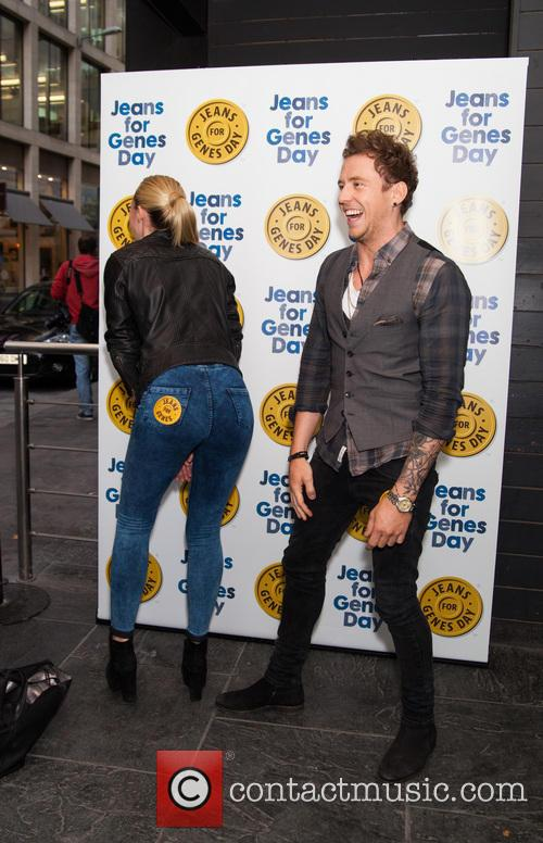 Danny Jones and Georgia Horsley 2