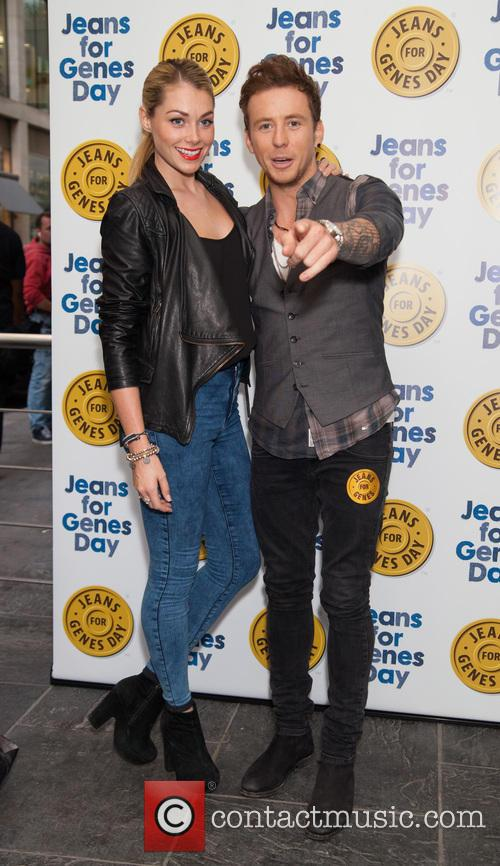 Danny Jones and Georgia Horsley 3