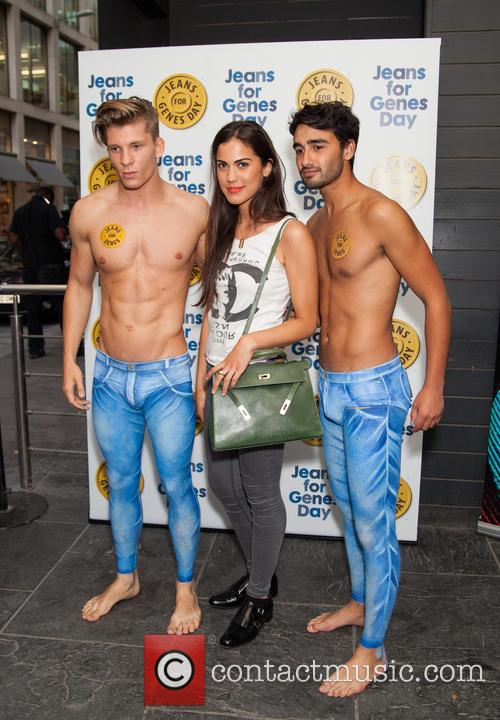 sophia sassoon jeans for genes 2013 party 3847524