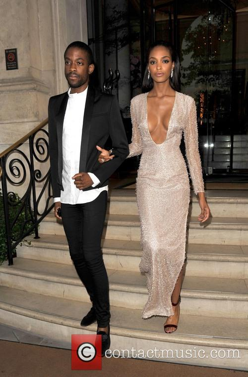 Jourdan Dunn and Guest 2