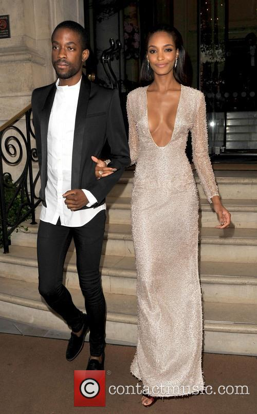 Jourdan Dunn and Guest 4