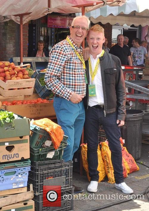 Rory Cowan and Gary Hollywood 1