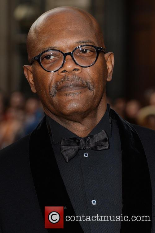 Samuel L. Jackson, GQ Men of the Year