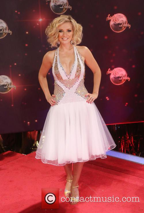 rachel riley strictly come dancing red carpet 3847579