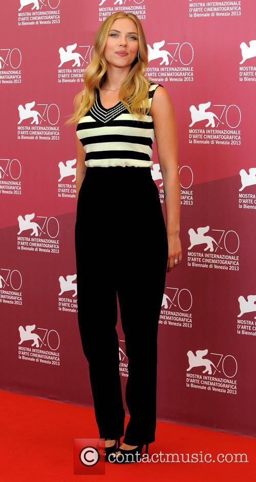 Scarlett Johansson Venice Film Fest