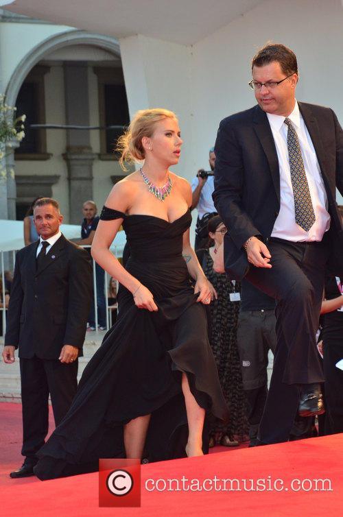 70th Venice Film Festival - 'Under the Skin'