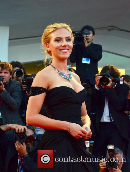 Scarlett Under the Skin premiere