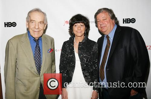 Wynton Marsalis, Morley Safer, Karen Goodman and Kirk Simon 3