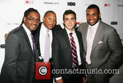 Patrick Bartley, Wynton Marsalis, Antonio Madruga and Russell Hall 1