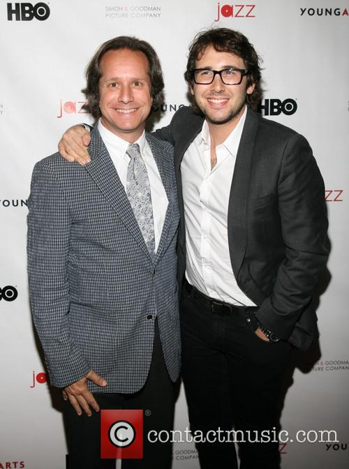 Paul Lehr and Josh Groban 1