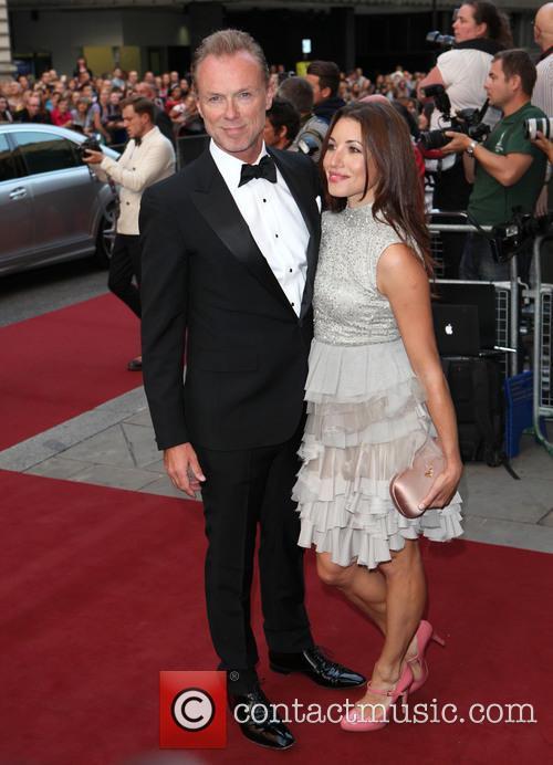 Gary Kemp and wife 1