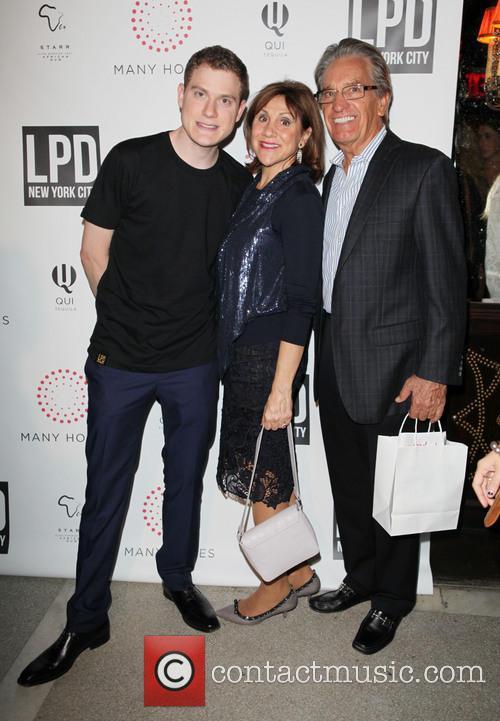 Joseph Griffin, Mary Lou Schillinger and Gabriel Schillinger