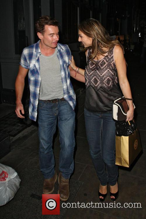Luisa Zissman and Greg Burns 3