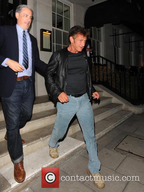 Sean Penn and Guest 4
