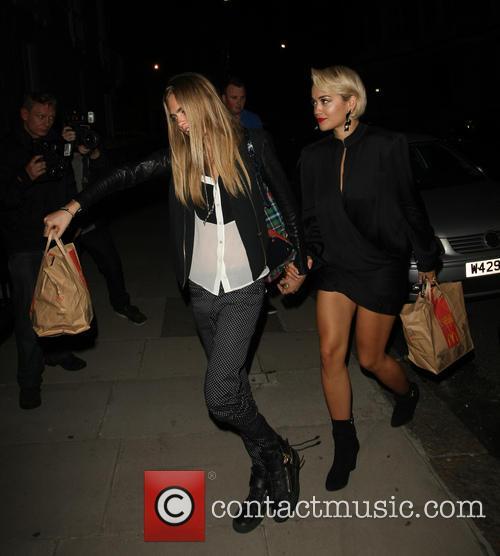 Rita Ora and Cara Delevingne 3