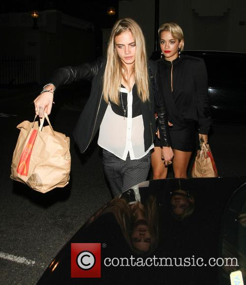 Rita Ora and Cara Delevingne 5