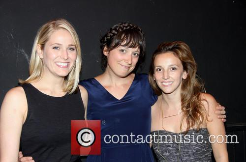 Kate Cullen Roberts, Nikole Beckwith and Adrienne Campbell-holt 1
