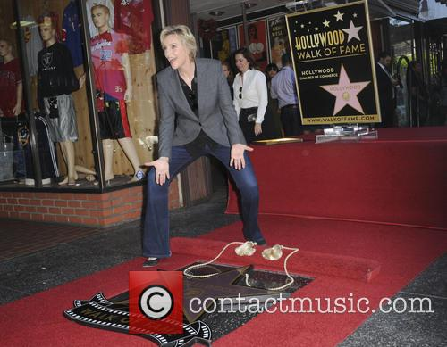 Jane Lynch Honored