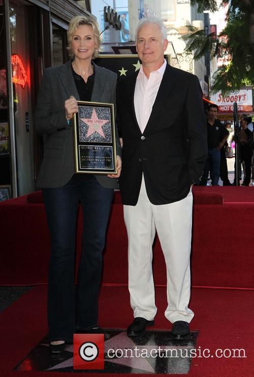 Jane Lynch and Christopher Guest 2