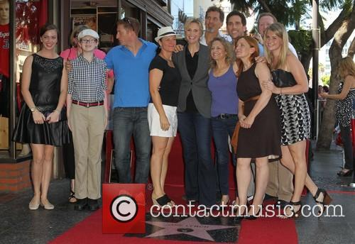 Jane Lynch, Family and Friends 11