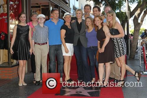jane lynch family friends jane lynch honored on the 3849682