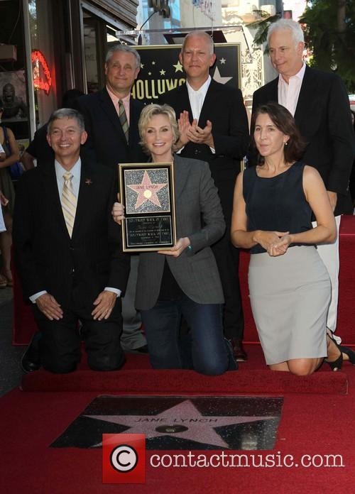 Leron Gubler, Ryan Murphy, Christopher Guest, Jane Lynch and Guests 1