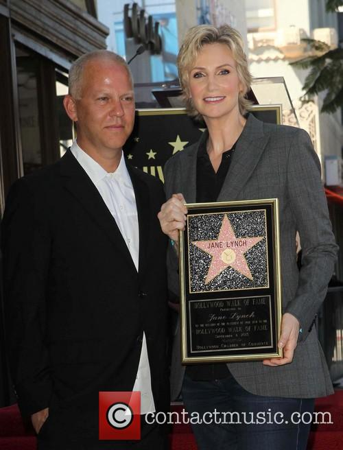 Jane Lynch Honored On The Hollywood Walk Of...