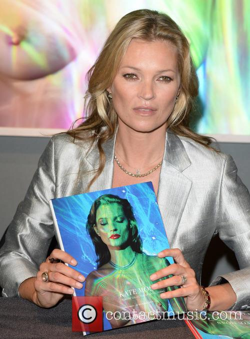 Kate Moss, Christies
