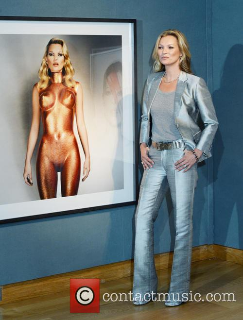 Kate Moss, Christies