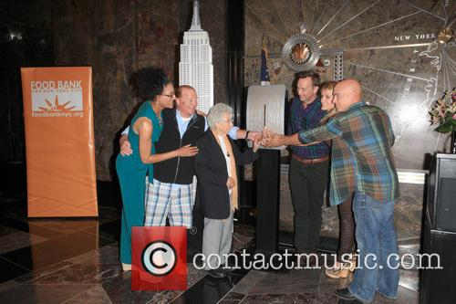 Carla Hall, Mario Batali, Guests, Clinton Kelly, Daphne Oz and Michael Symon 3