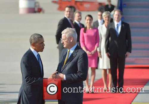 President Barack Obama and Stockholm International 3