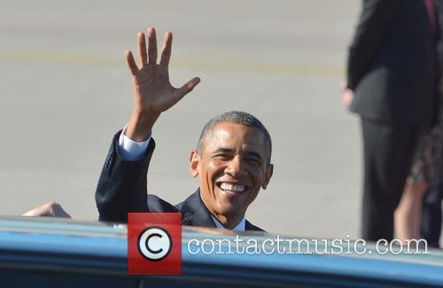 President Barack Obama and Stockholm International 5